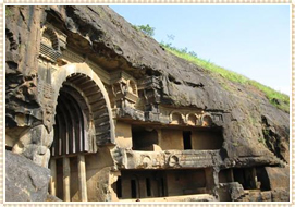 Bhaja Caves Tour